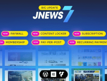 Tema jnews wordpress